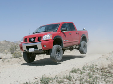 The PRG Guide to Titan Lift Kits