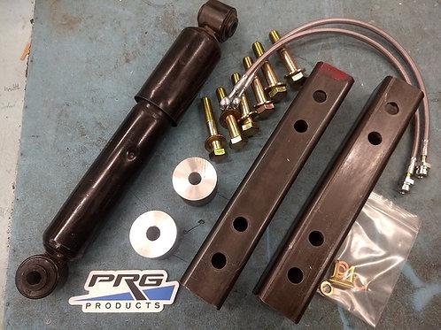 Pathfinder 2 inch Rear Subframe Lift w/ Shocks