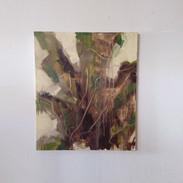 estudo de paImeira - oleo em tela - 70x60cm .j