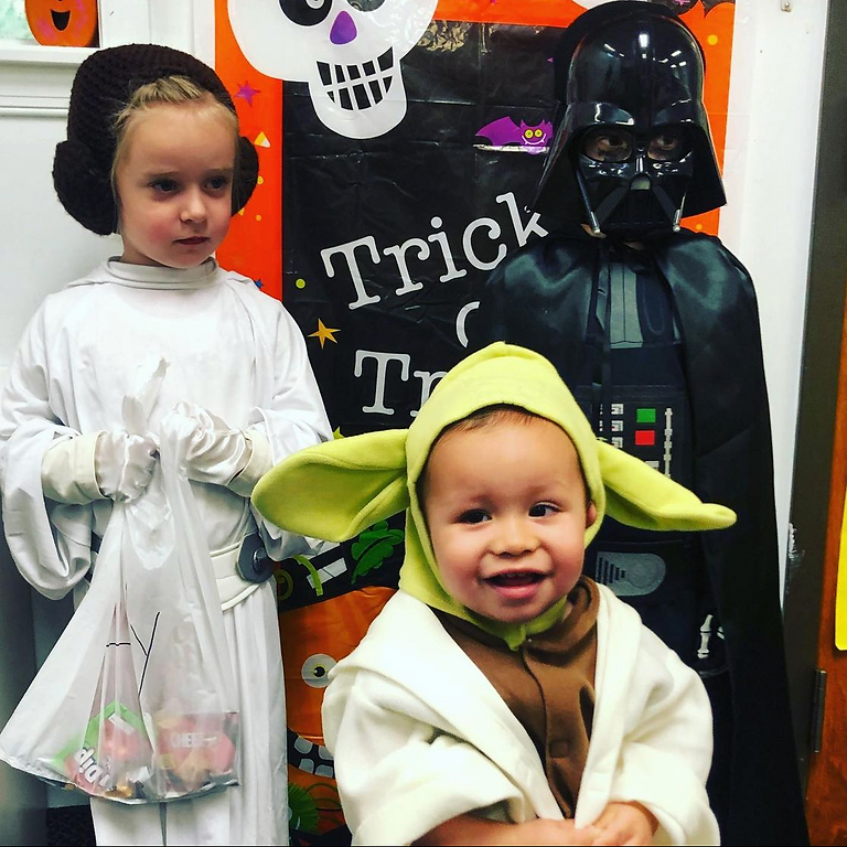 Kids' Halloween Parade