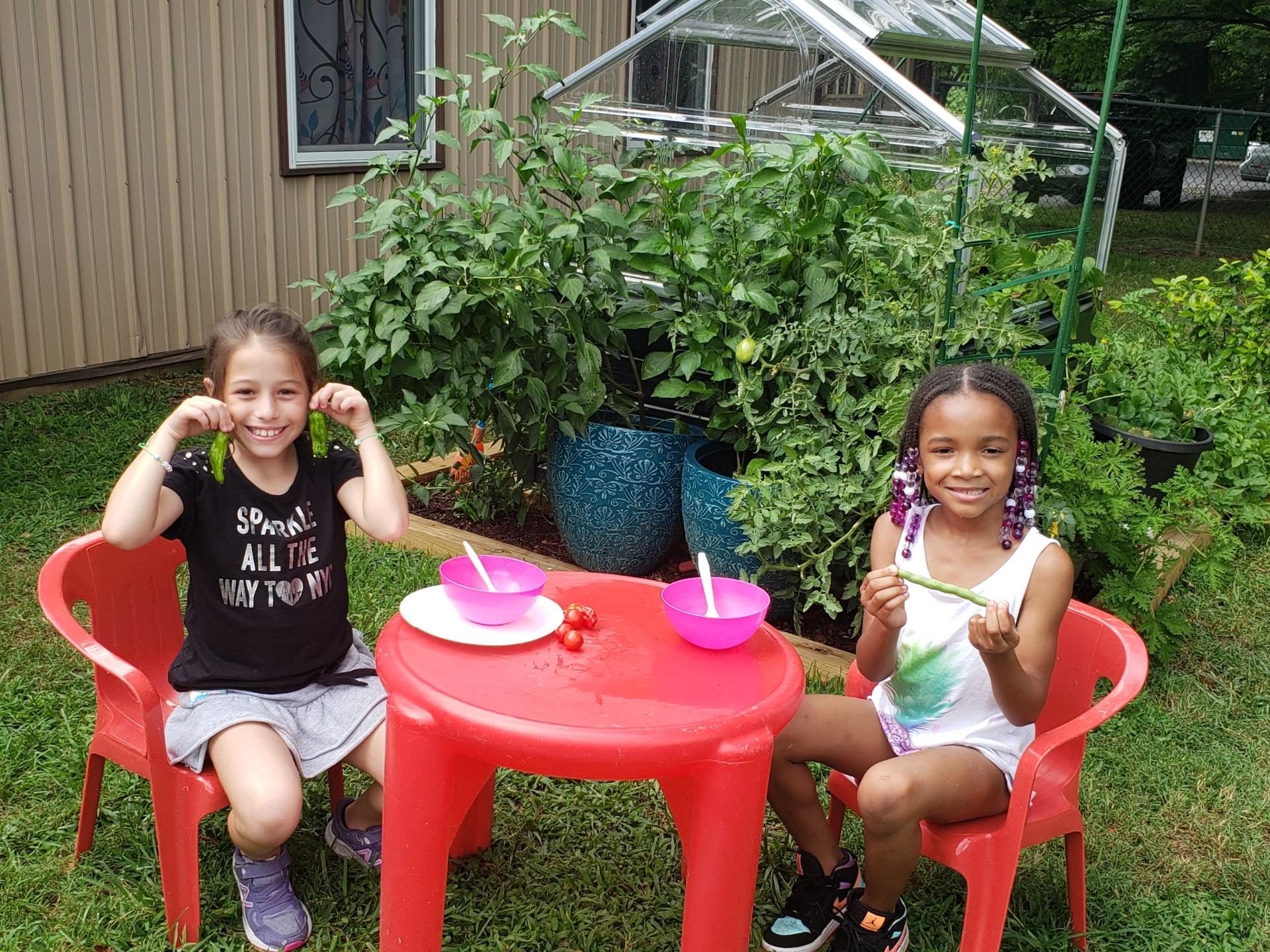 School Garden Chats