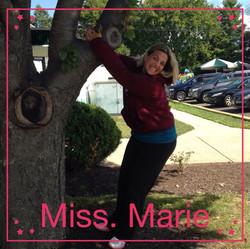 Meet Miss Marie!