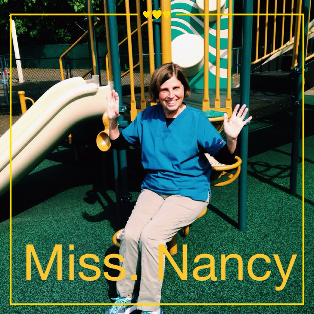 Meet Miss Nancy!