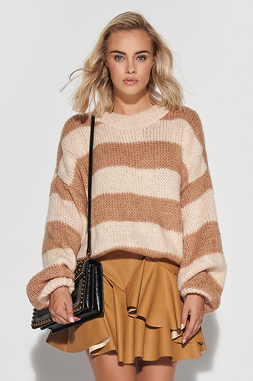 Sweater Loua beige