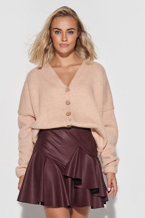 Sweater Sarah beige/roze