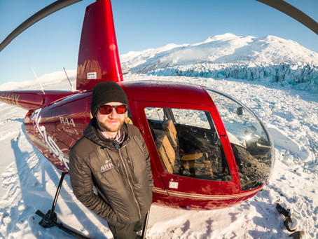 Get to Know Your Pilot: Steven Ritter, Alaska Helicopter Tours