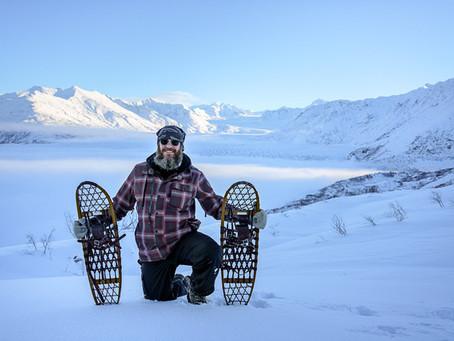 Helicopter & Winter Snowshoe Adventure