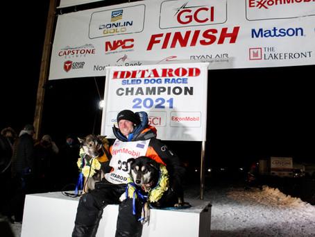 Getting to know Dallas Seavey, 5-time Iditarod champion