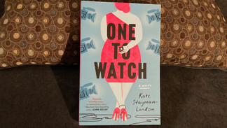 Book of the Week: One to Watch