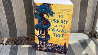 Book of the Week: The Priory of the Orange Tree