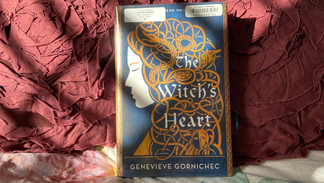 Book of the Week: The Witch's Heart