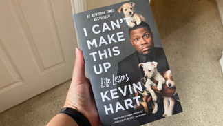 Book of the Week: I Can't Make This Up