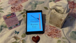 Book of the Week: Hunger