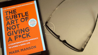 Book of the Week: The Subtle Art of Not Giving a F*ck