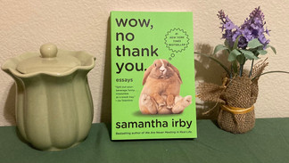 Book of the Week: Wow, No Thank You.