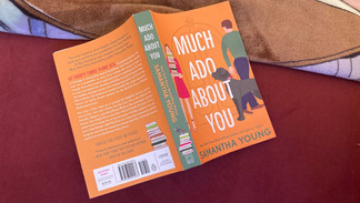 Book of the Week: Much Ado About You