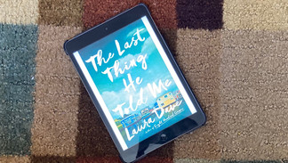 Book of the Week: The Last Thing He Told Me