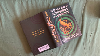 Book of the Week: The Ballad of Songbirds and Snakes