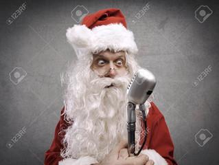 Toasting Christmas