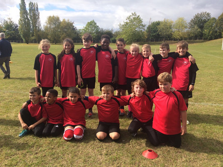 Thatcham Schools Rugby Festival 2019