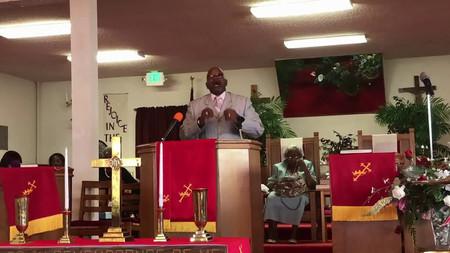 Pastor Rudolph E. Grant