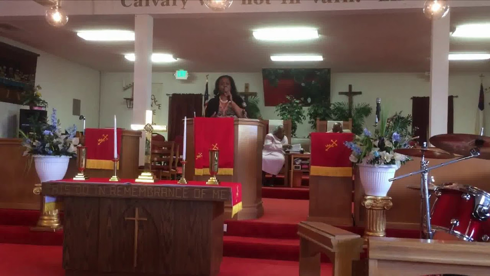 Evangelist Jennifer Powell