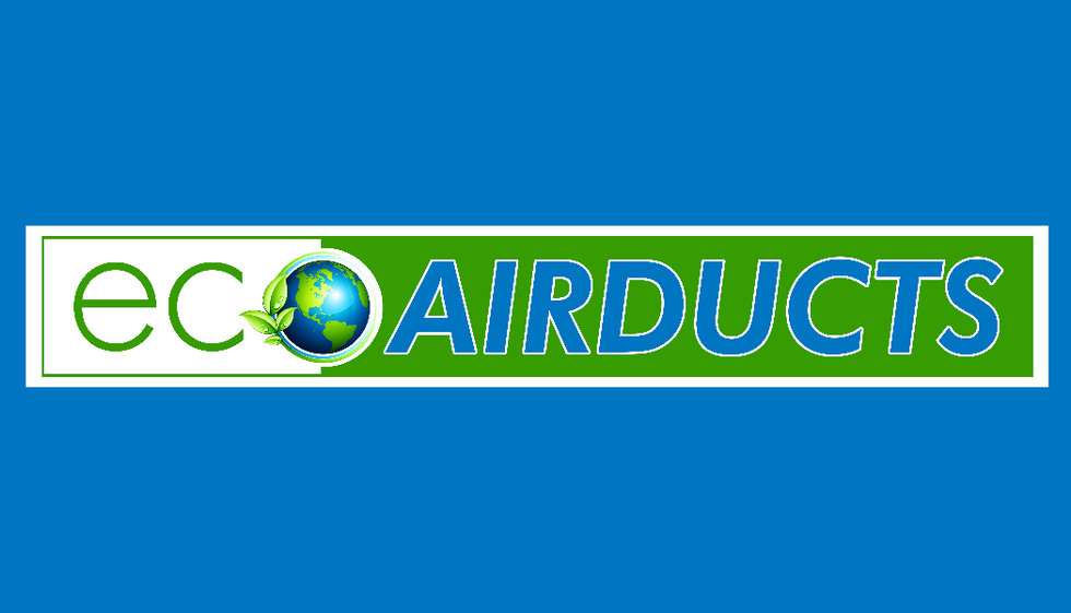 Eco Airducts Business Card Back