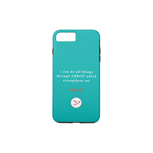 Highly Favored Ones Phone Case