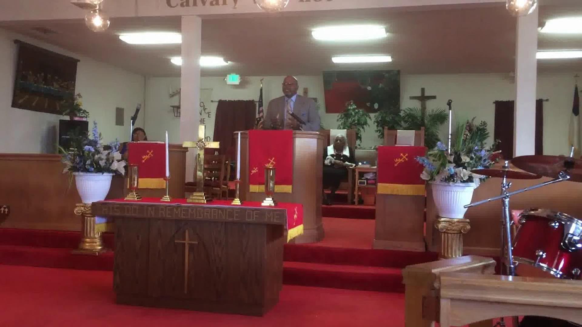 Elder Rudolph Grant
