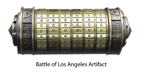 Artifact 1 digital download (Battle Los Angles Artifact)