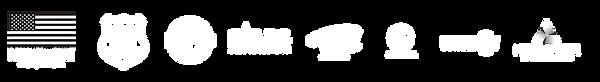 White Icon Logos