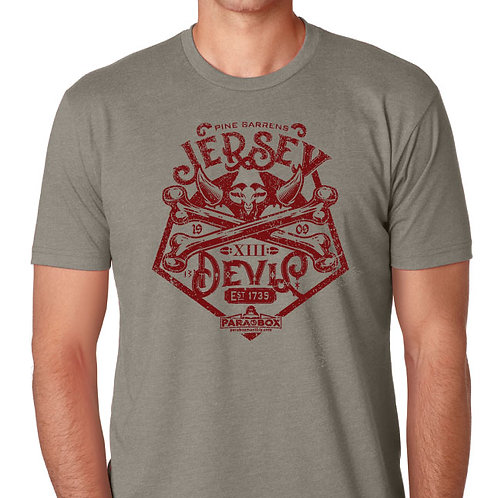 ParaBox Jersey Devil T-Shirt - March 2019