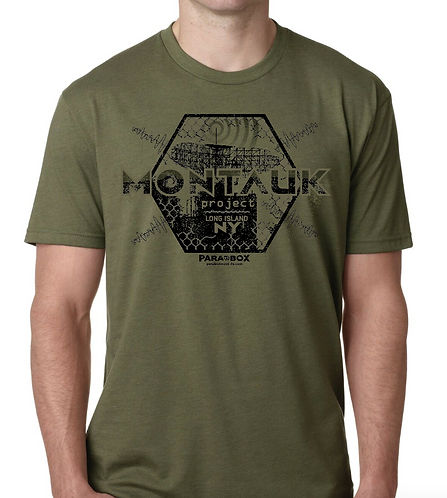 Montauk Project Tee (no puzzle)