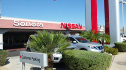 NISSAN CHANNEL LETTERS