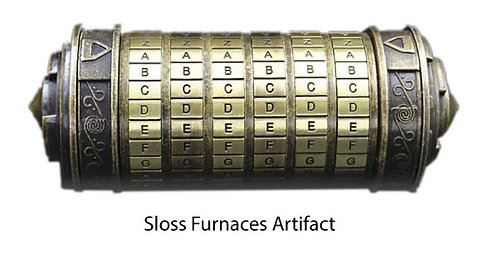 Artifact 3 digital download (Sloss Furnaces Artifact)