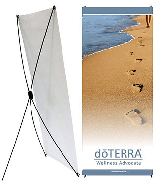 doTERRA X-Style Banner 24x60 (style 6)