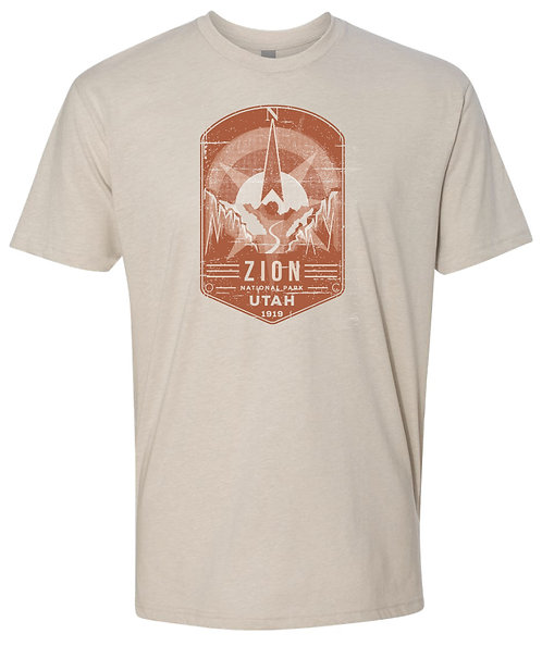 Zion National Park Tee (2021)