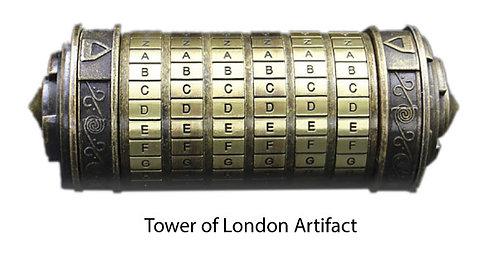 Artifact 2 digital download (Tower of London Artifact)