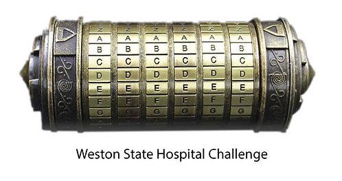 Artifact 4 digital download (Weston State Hospital Artifact)