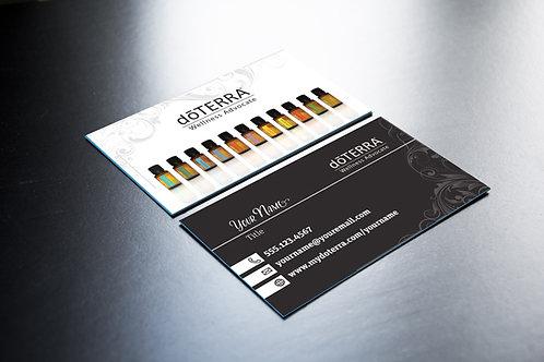 Oil Row Premium Custom Business Cards (250 quantity)