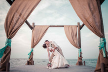 Wedding day photography at Mansion by the Sea, Aransas Pass, Tx