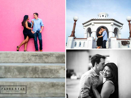 Engagement Sessions: Let your style guide you.