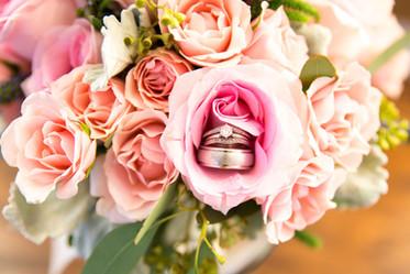 Wedding Ring Detail Photo, Port Aransas, Tx