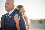 Beach Wedding Photography, Port Aransas TX