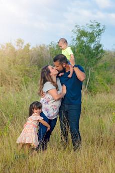 Family Photography with Children, Corpus Christi, Texas