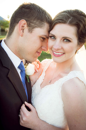 Country Club Wedding Photography, Portland, Texas