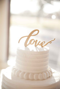 Wedding Cake and Wedding Photography Details, Corpus Christi, Texas