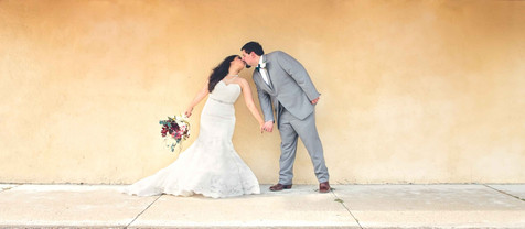 Wedding Photography in Kingsville, Texas