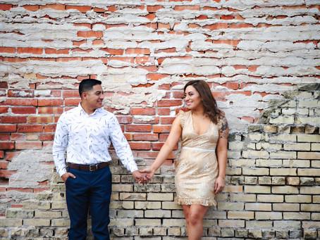 Engagement Spotlight- Courtney + Christian