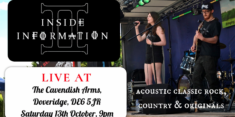 Live at The Cavendish Arms.